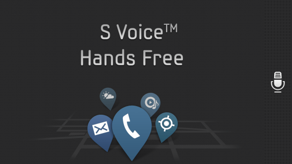 Control the Galaxy Note 3 Hands Free.