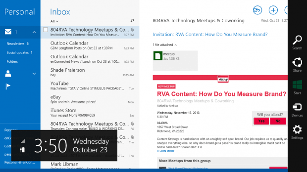How to Add Email Accounts to Mail in Windows 8 (3)