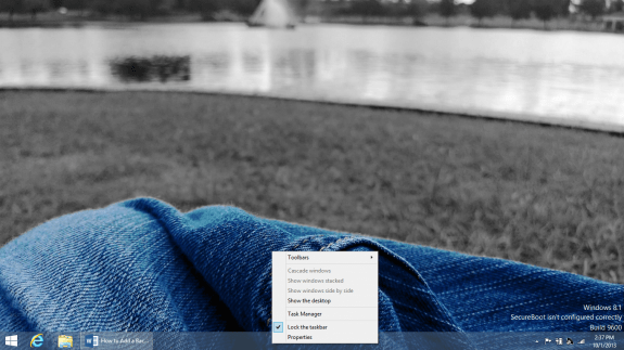 How to Add a Background to the Start Screen in Windows 8 (2)