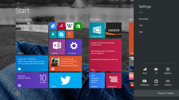 How to Add a Slideshow to the Lock Screen in Windows 8.1  (3)