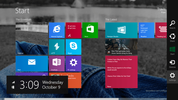 How to Stop Notifications in Windows 8 (2)
