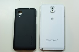 Nexus 5 Cases Hands On Video -  011