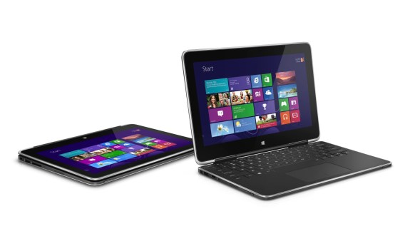 Two XPS 11 Notebooks