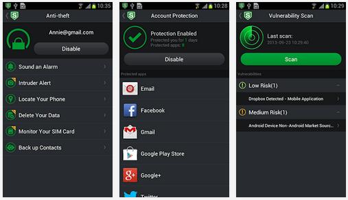aircover screenshots