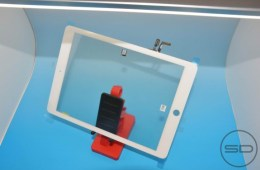 This iPad 5 display leak from Sonny Dickson shows the secret to a thinner iPad 5.
