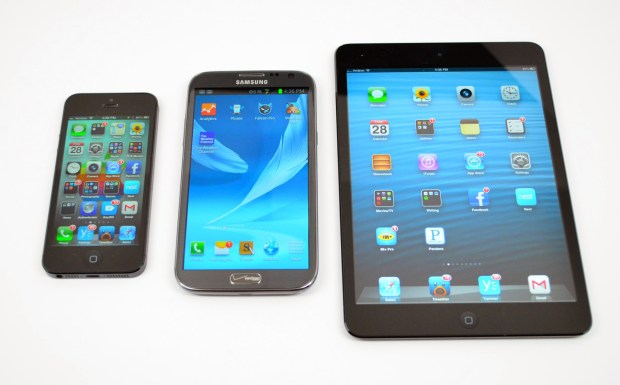 The iPad mini 2 price should stay in place, putting it $129 above the iPhone 5s on contract and just a little more expensive than the Galaxy Note 3.
