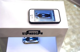 standscan with iphone