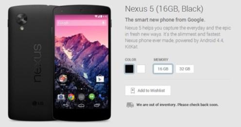 16GBNexus5