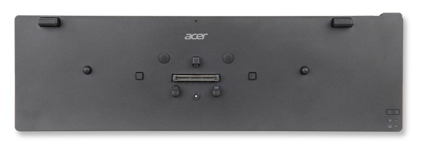 Acer TravelMate-P645 Pro-Dock Top View