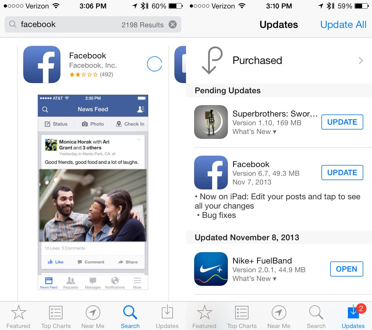 iPhone Facebook App Crashing After Update, Quick Fix