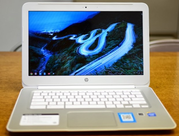 The HP Chromebook Black Friday deal cut the price almost in half.