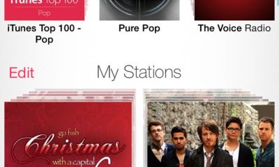 itunes radio on iphone