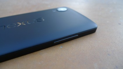 Nexus 5 side