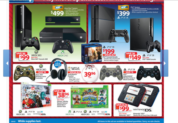 PS4 Xbox One on Black Friday (1)
