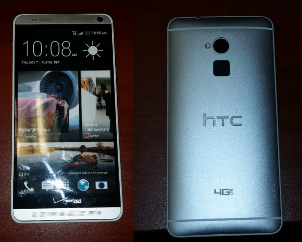 Verizon HTC One Max Release Date Inches Closer