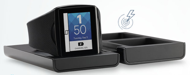 qualcomm Toq Smartwatch charging cradle