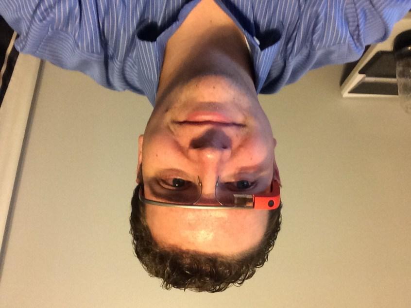 iPad Air Camera Sample - FRONT
