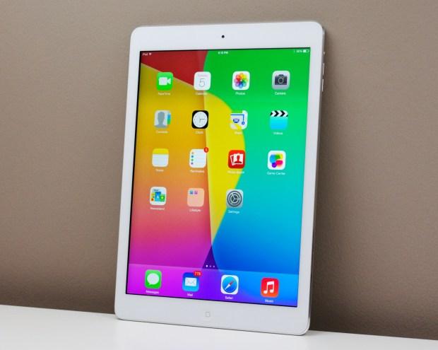 iPad Air Review -  5