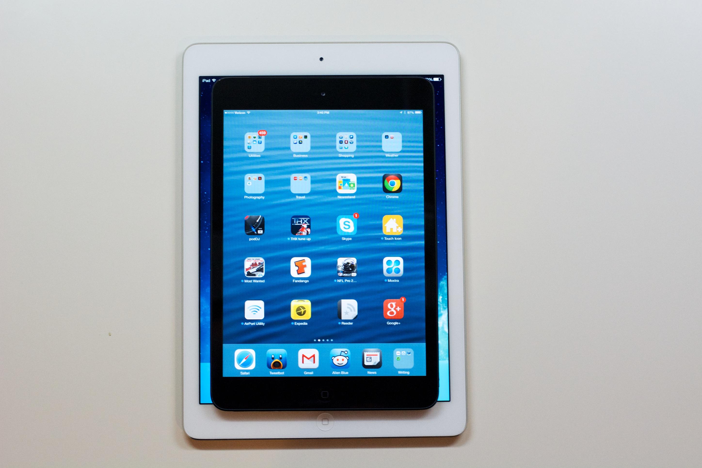 iPad Air vs. iPad Mini (Video)