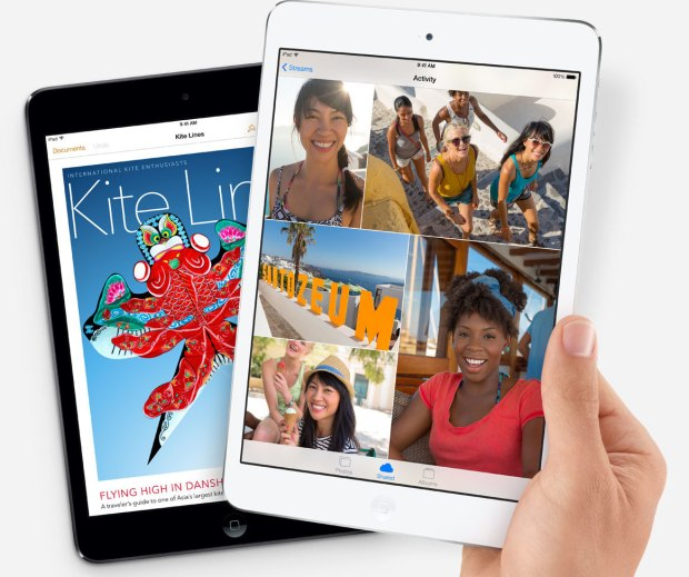 iPad mini 2 with Retina Display deals may be missing, but some retailers might offer up stock of this hard to find gadget.