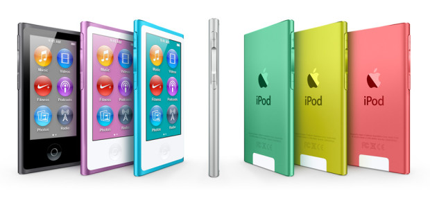 There are some iPod nano Black Friday deals, but not as many as last year.