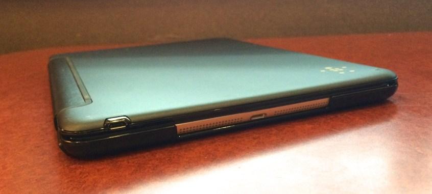 Belkin CODE Ultimate iPad Air Keyboard Case Review - 11