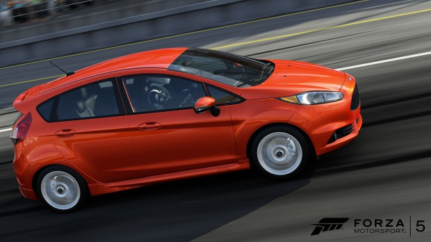 Forza 5 is one of the best titles showcasing the Xbox One's graphics and gaming muscle.