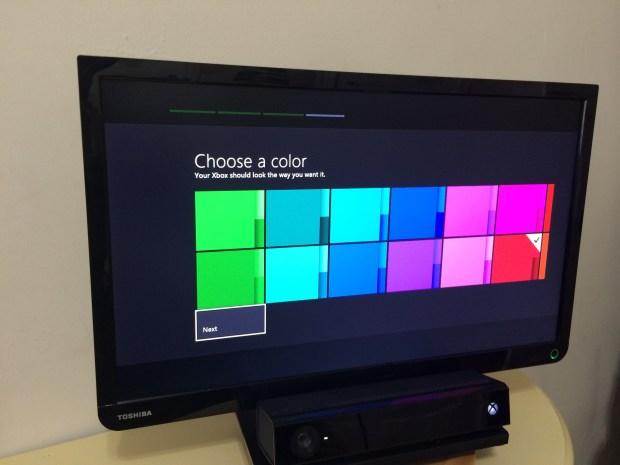 How to Setup an Xbox One (17)