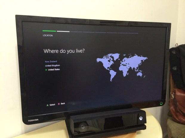 How to Setup an Xbox One (3)