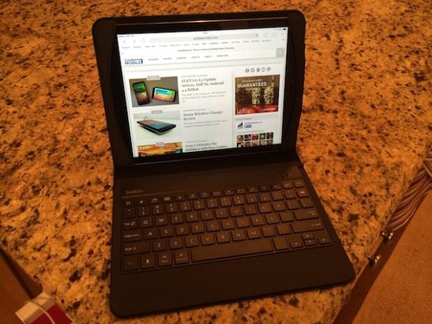 Belkin Slim Style Keyboard Case