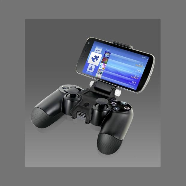 PS4 Controller Smartphone Clip