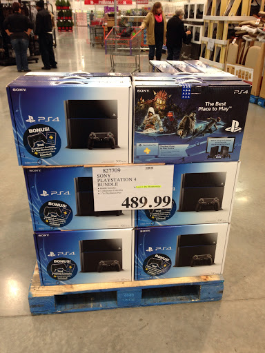 the ps4 may be in stock at costco on christmas eve - Costco Open Christmas Eve