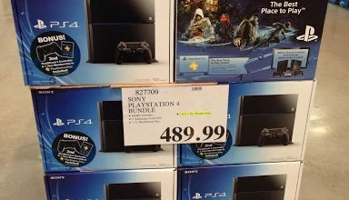 The PS4 may be in stock at Costco on Christmas Eve.