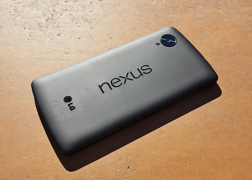 Android 4 4 4 KitKat on Nexus 5 Review