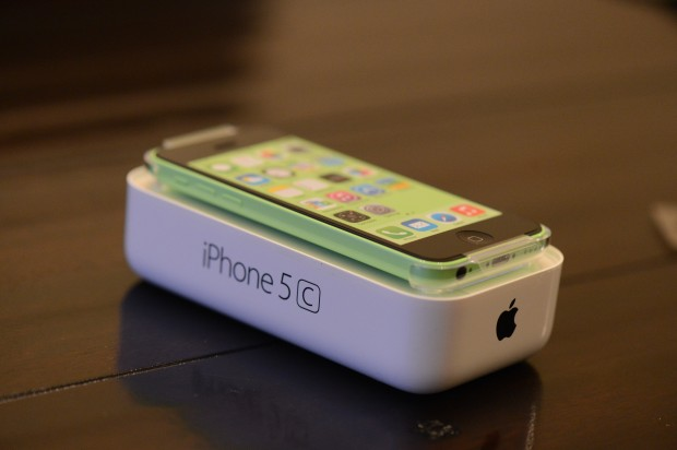 The iPhone 5c is also a good option if you need to save cash.