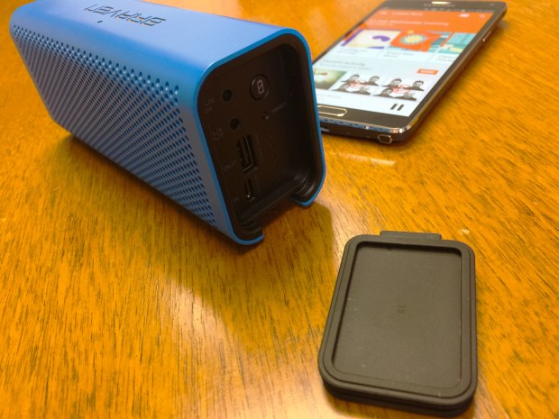 braven 704 bluetooth speakers connections