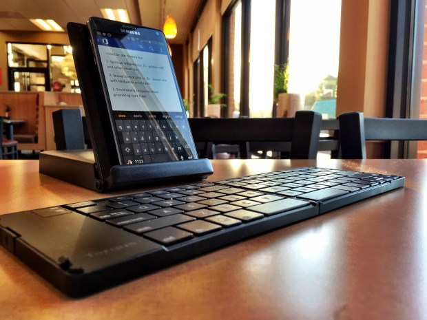Targus Universal Foldable Keyboard for Android Devices