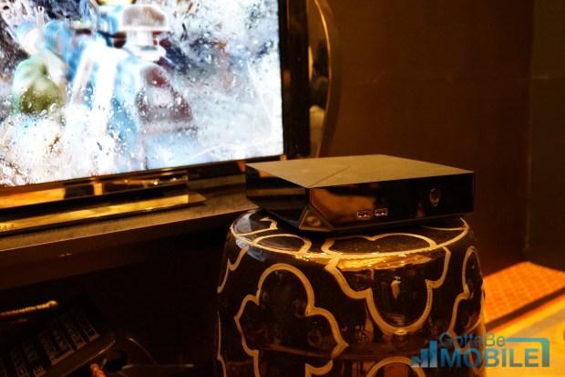 The Alienware Steam Machine.