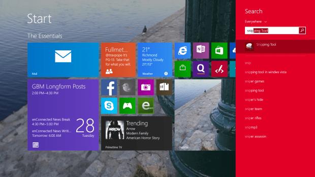 How to Take Screenshots on a Windows 8 PC (4)