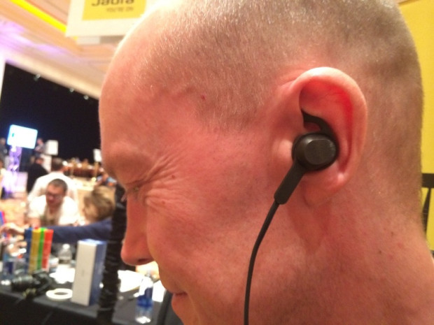 The Jabra ROX is an impressive Bluetooth headset.