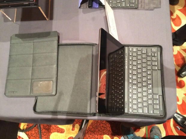The KeyFolio Executive for iPad Air is a higher end option.