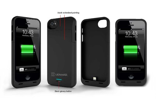This affordable iPhone 5 battery case should add one full charge.
