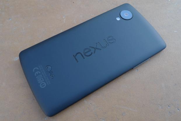 Google's Nexus 5 flagship smartphone