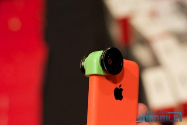 Olloclip iPhone 5c lens