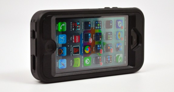 The OtterBox Defender iPhone 5 case is one of our favorite rugged cases.