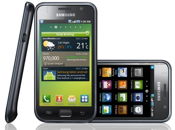 TouchWiz 3.0 (2010)