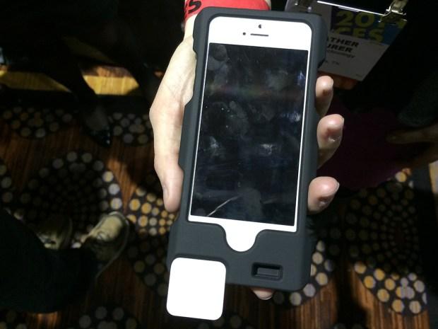Square Card Reader iPhone Case