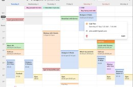calendars 5 by readdle on ipad