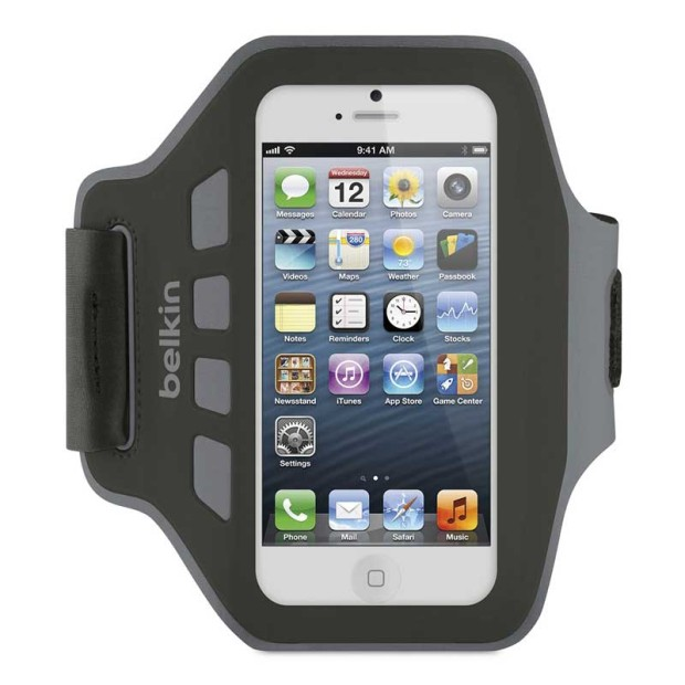 This affordable Belkin iPhone 5 armband is a nice option or working out.