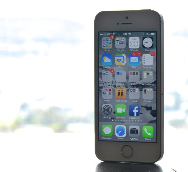 The iPhone 5s brings access to quality apps.